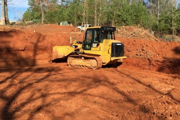 Excavated basement Birmingham, Al